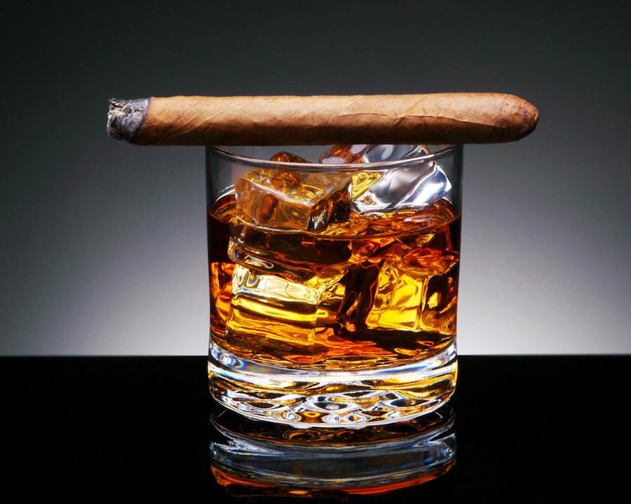 Алкоголь и курение способствуют развитию панкреатита