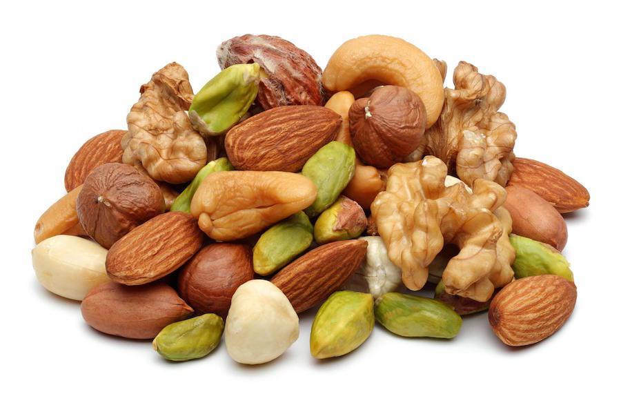 Орехи не рекомендуется употреблять при панкреатите