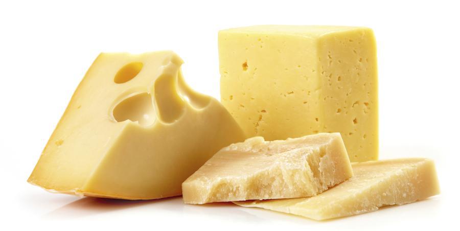 Рекомендуется употреблять кисломолочные продукты, например сыр