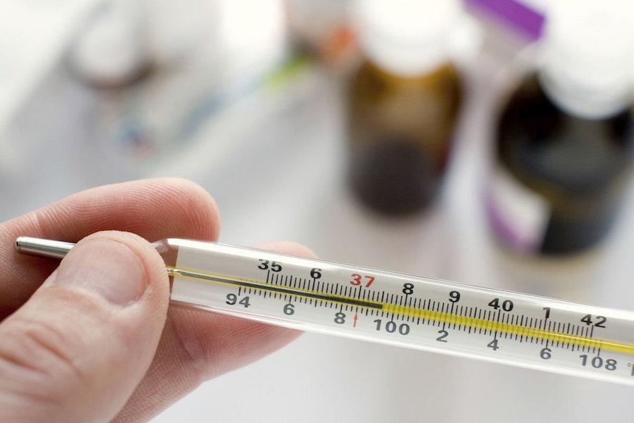 Колебания температуры при остром панкреатите
