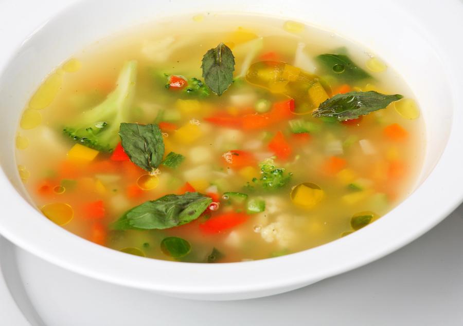 При панкреатите можно есть вегетарианские супы