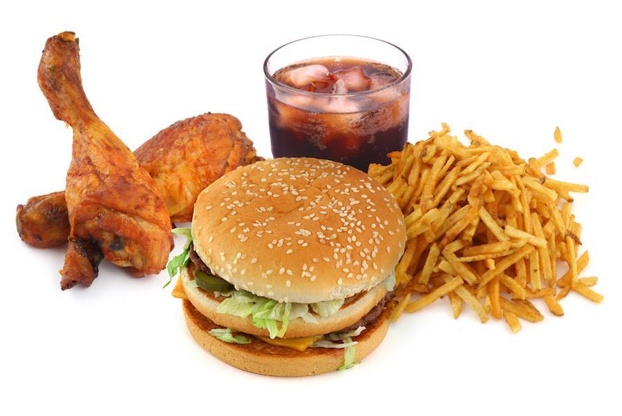 При панкреатите запрещена жареная и жирная пища