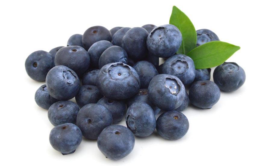 Черника содержит много витаминов и минеральных веществ