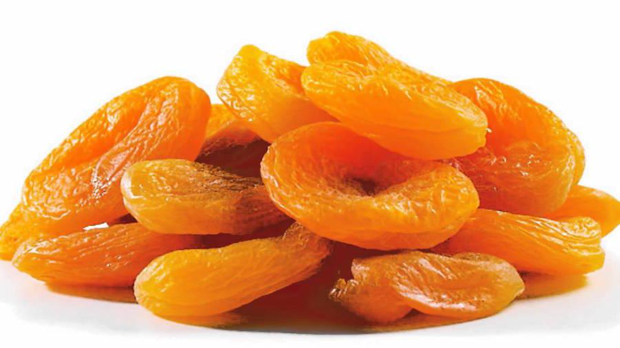Считается что курага более полезна чем абрикос