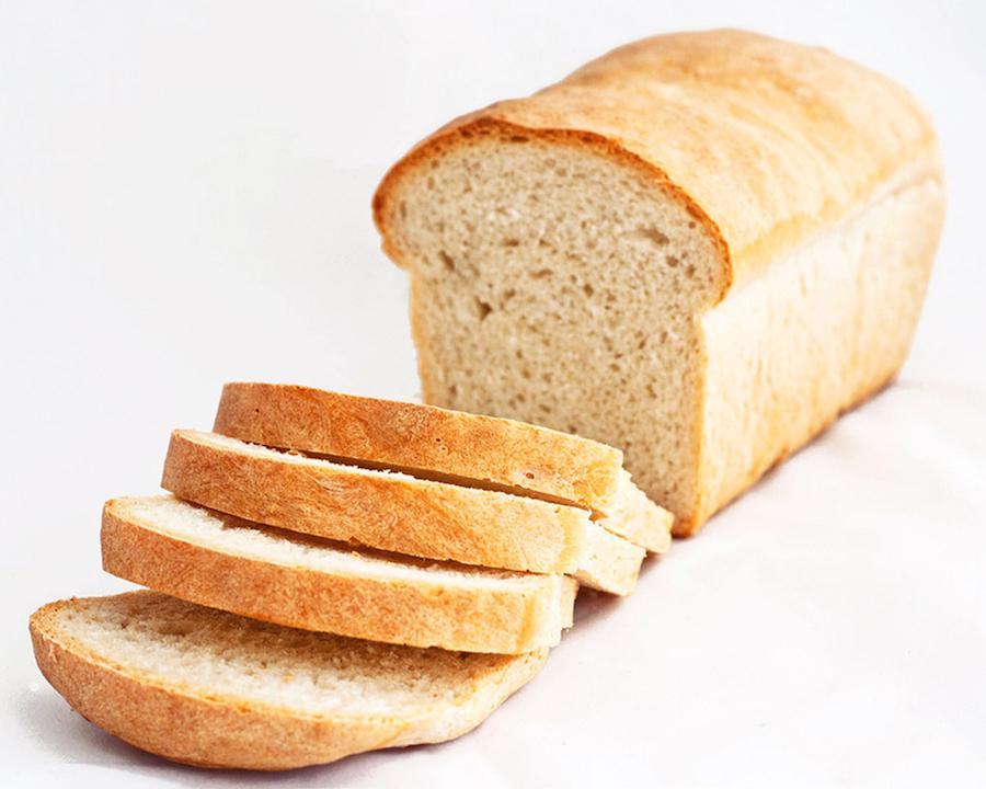Во время ремиссии можно употреблять пшеничный хлеб
