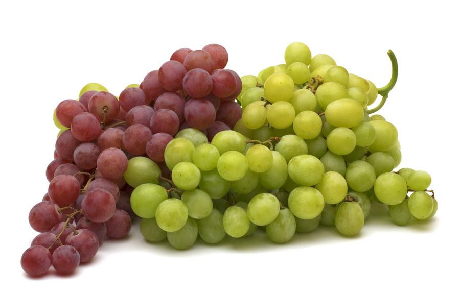 Виноград исключается из рациона