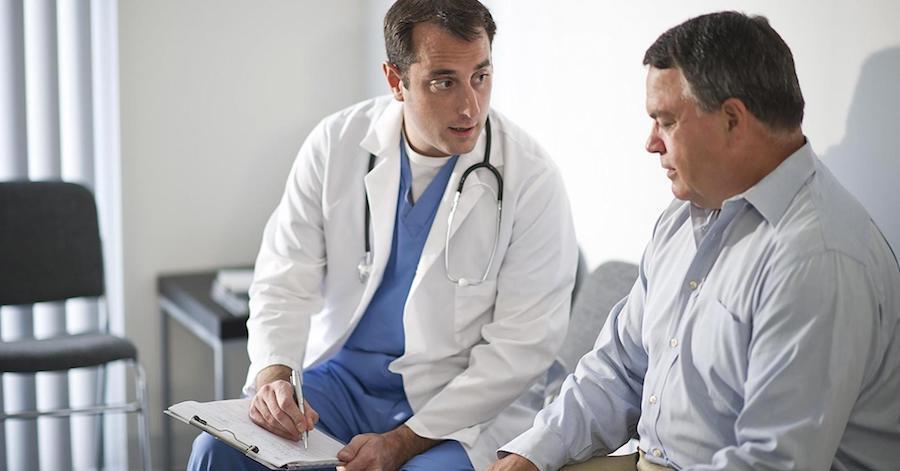 Прием у врача гастроэнтеролога