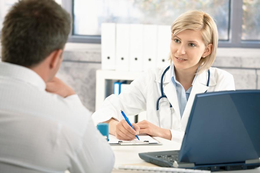 Консультация с врачом-гастроэнтерологом