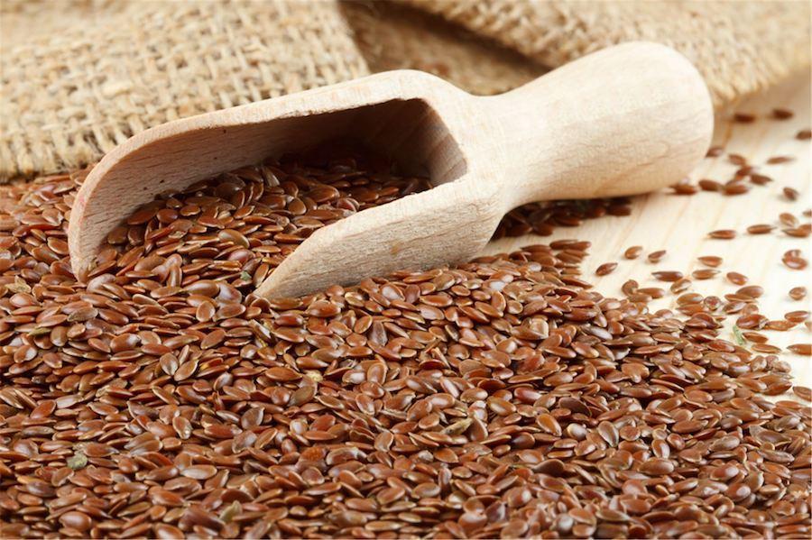 Семена льна необработанные