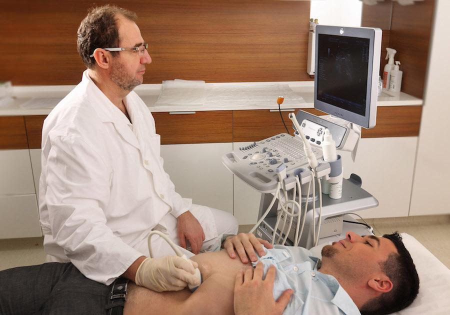 Ультразвуковое обследования органов брюшной полости