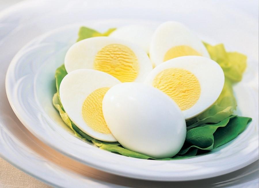Во время обострения нельзя есть вареные яйца