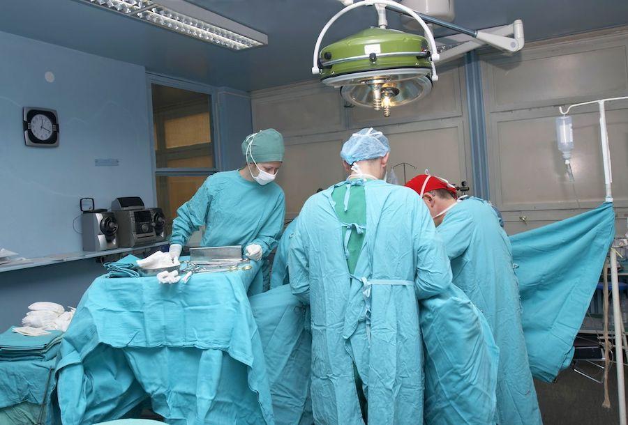 Операционная в стационаре