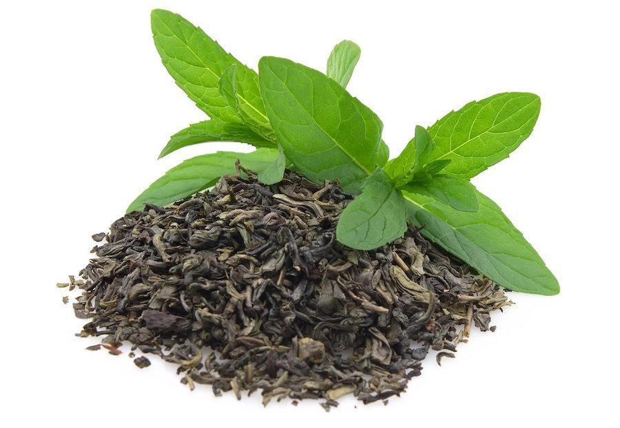 Рекомендуется пить зеленый чай