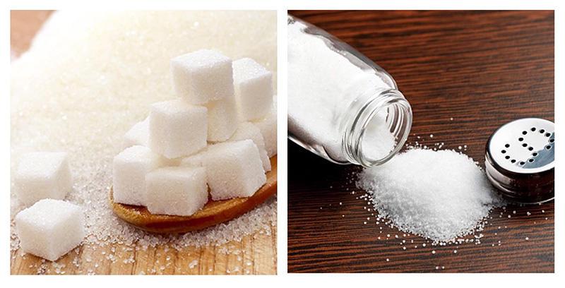 Соль и сахар при панкреатите